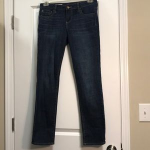 KUT From The Kloth straight legged jeans.NWOT